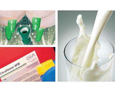 измиващи препарати за доилни инсталации, препарати, запечатки, кисели, алкални